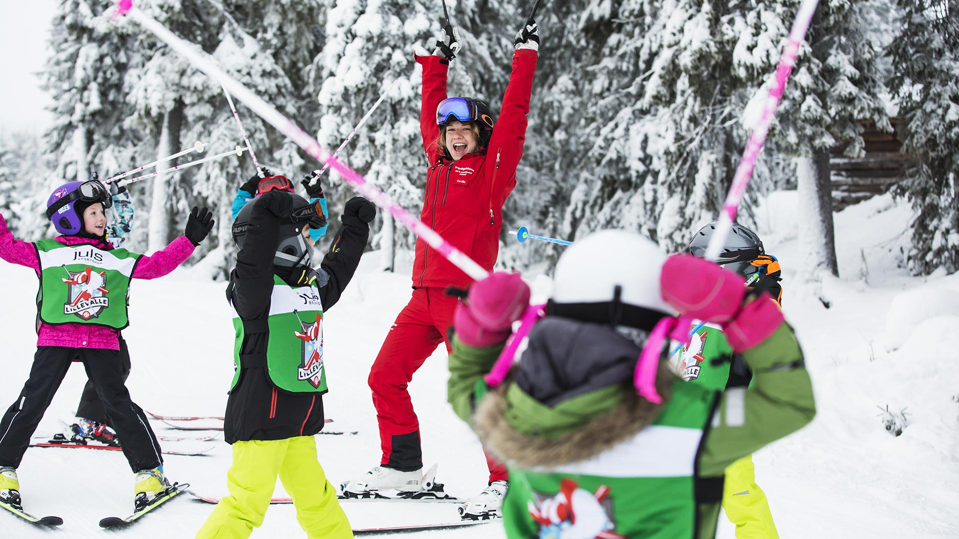 Valles skiskole