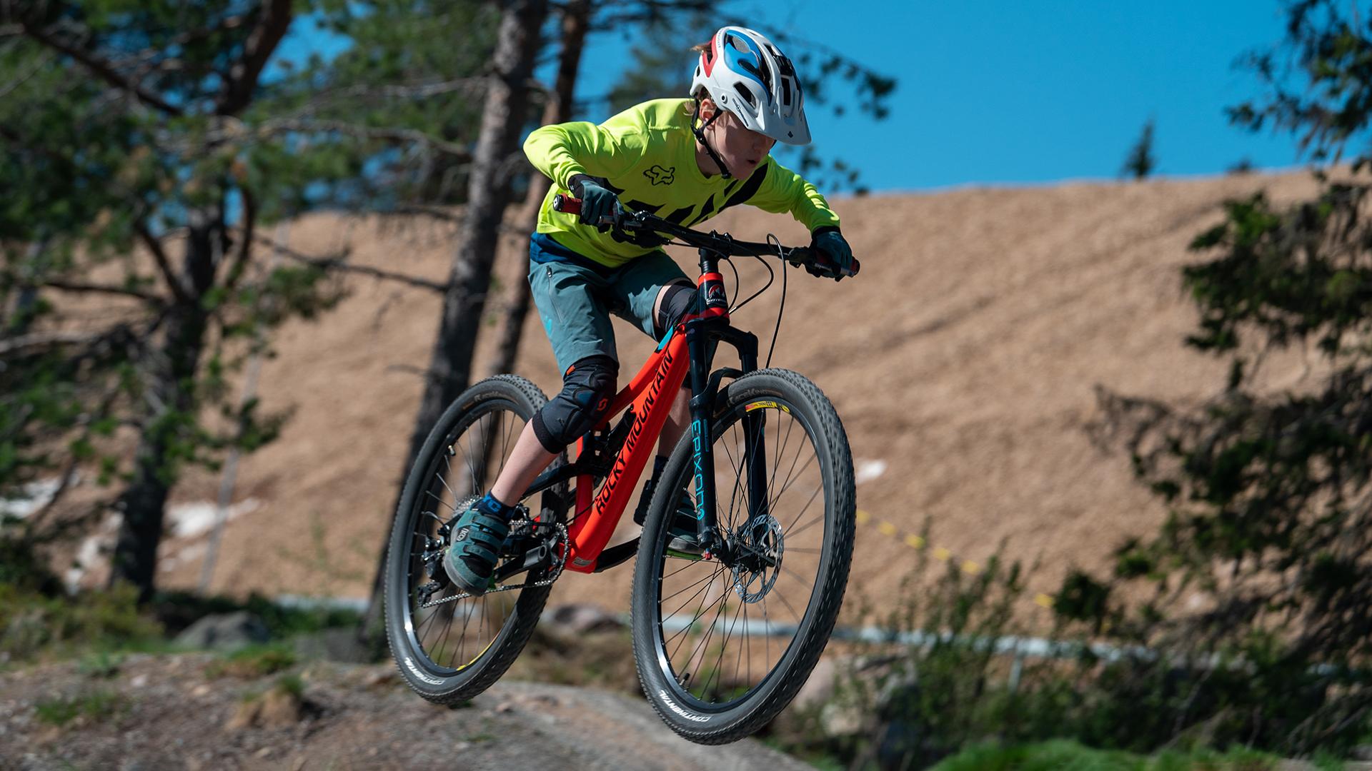 Teen camp - Bike