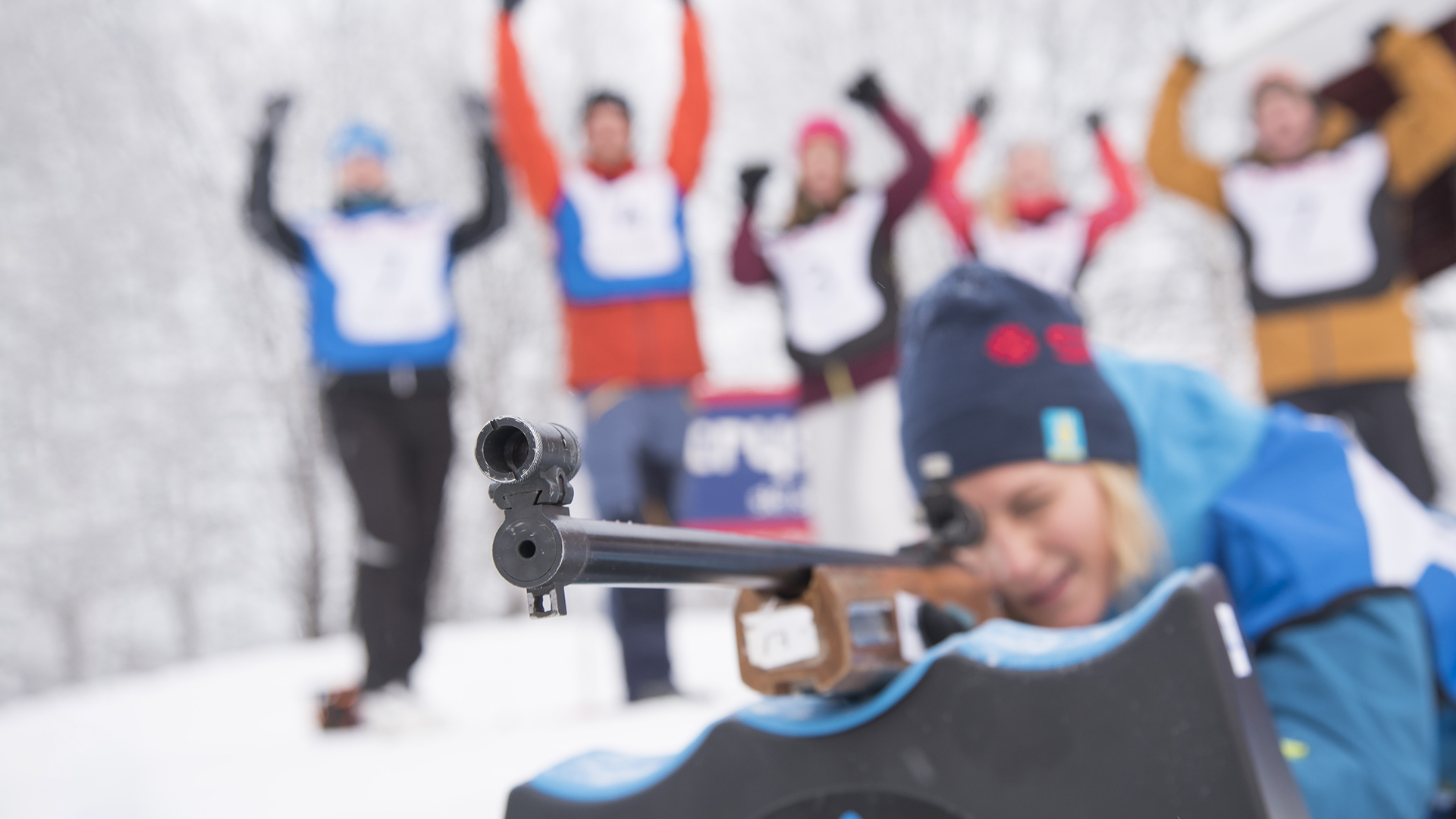 Skiskyting (Vinter)